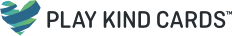 Play Kind Cards Logo